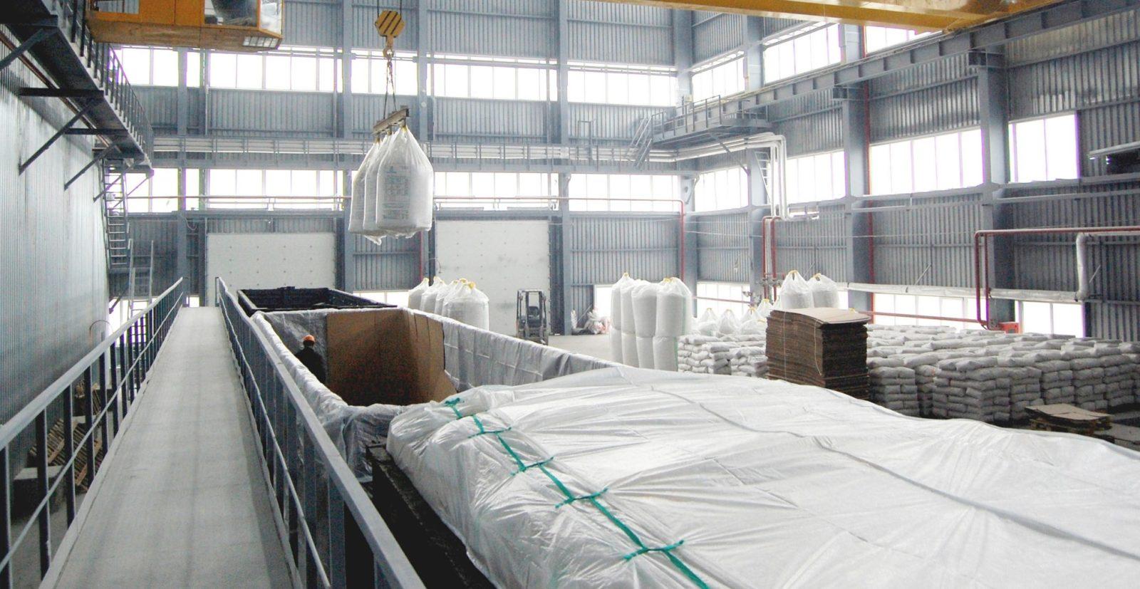 Мягкие контейнеры для транспортировки груза